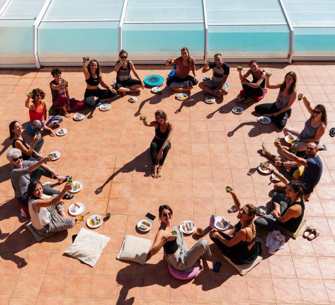 Retraite de yoga «Être soi par le yoga»